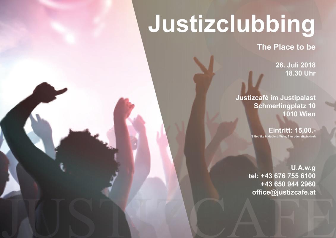 Der Justizpalast tanzt