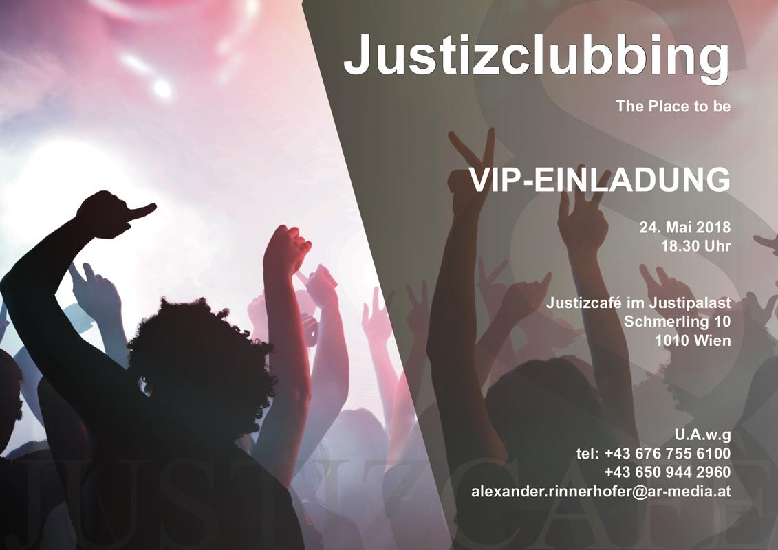 Justizclubbing - Der Justizpalast tanzt