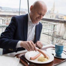 Justizcafé: Alles, was Recht isst