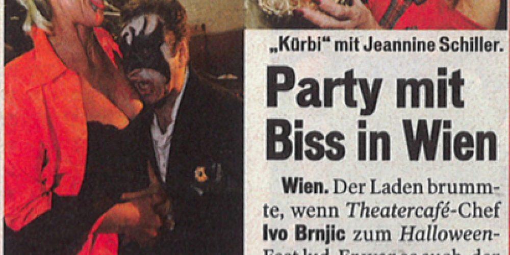 Party mit Biss in Wien