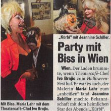 Party mit Biss in Wien