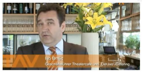 Ivo Brnjic: Theater   Cafe – Restaurant – Bar – Zigarrenclub
